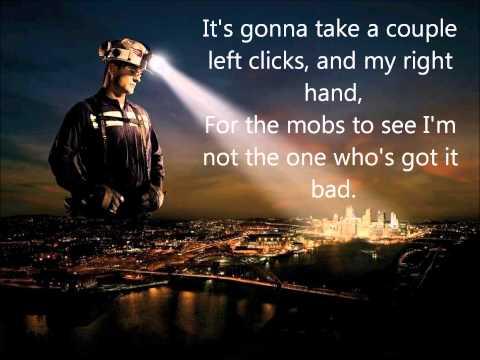 The Miner - A Minecraft Parody By AntVenom Lyrics