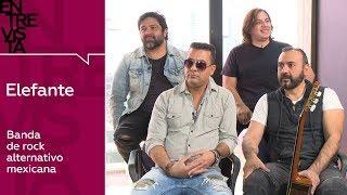 Elefante, banda de rock mexicana: