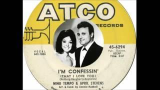 Nino Tempo & April Stevens - I'm Confessin' (That I Love You) (1964)