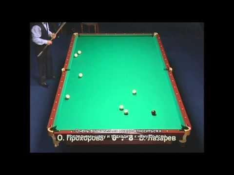 Учимся играть в русский бильярд-5 серия