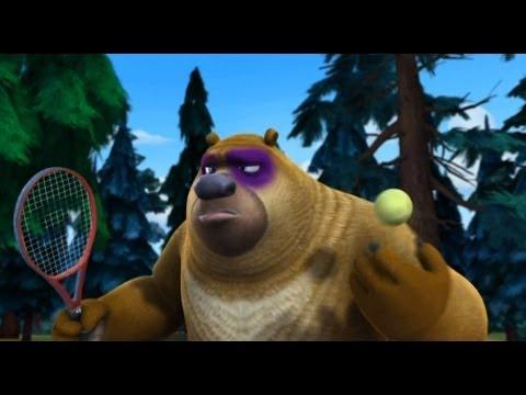 Мультфильм про большого медведя