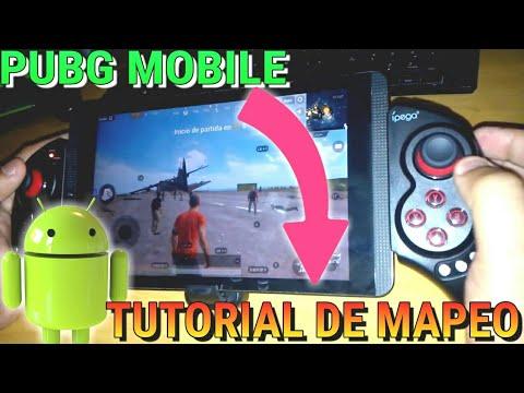 TUTORIAL: Como jugar PUBG MOBILE con Mando Físico (OCTOPUS) SHIELD TABLET K1