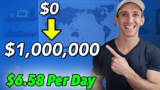 Become A TAX FREE MILLIONAIRE For Just $6.58 Per Day [How To]