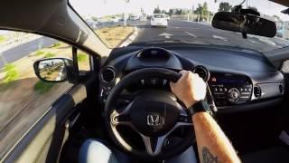 2011 Honda Insight - POV test drive