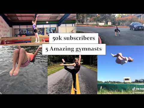 YOUR Gymnastic Video's | 50.000 SUBSCRIBERS!