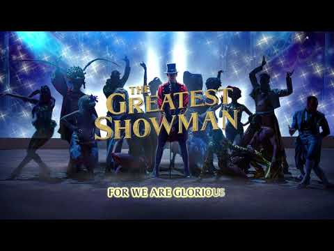 The Greatest Showman Cast - This Is Me (Instrumental) [Lyric Video]