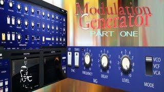 KORG iPolysix Modulation Generator Special