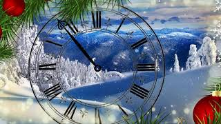 Happy New Year 2020 Countdown Roman Clock