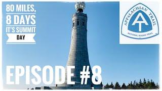 Fall Backpacking in tнe Berkshires: Episode 8 - Summiting Mount Greylock, Massachusetts