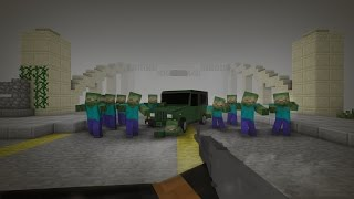 ХОДЯЧИЕ МЕРТВЕЦЫ в Minecraft #1