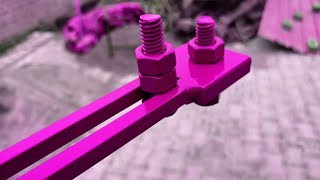 wow amazing homemade tool ring maker thumbnail