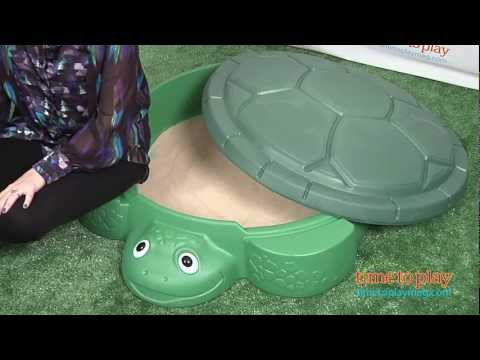 Little Tikes Turtle Sandbox From MGA Entertainment