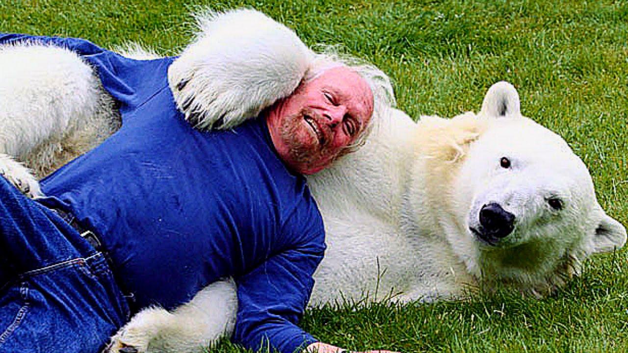 5 Шокирующих Случаев Дружбы Животных и Людей