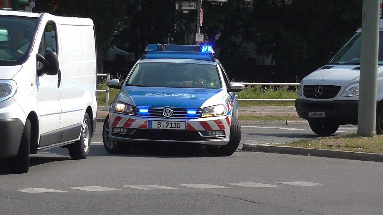 2x ewa autobahn dauerdienst polizei berlin youtube. Black Bedroom Furniture Sets. Home Design Ideas