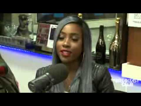 Sevyn Streeter Plays F, Marry, Kill Interview at The Breakfast Club Power 105 1 01 06 2015