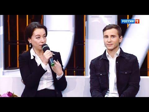 Ирина Кудрина и Антон Азаров в гостях у Андрея Малахова (Прямой эфир)