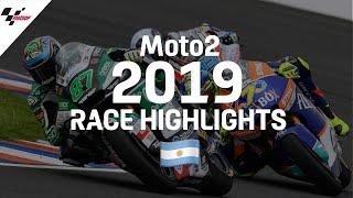2019 #ArgentinaGP   Moto2 Race Highlights