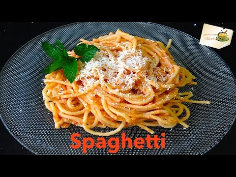 Mexican Red Spaghetti Recipe Children Love It