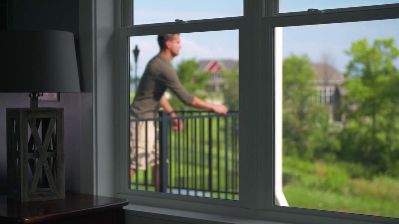 Pella Impervia Fiberglass Windows And Patio Doors Youtube
