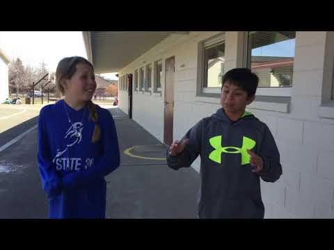 The New Student: Jessie Beck Elementary School