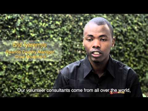 Inspiring Entrepreneurs in Rwanda