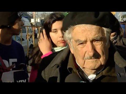 El día que Mujica dijo que Maduro esta loco como una cabra