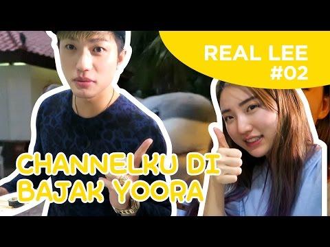 [Real Lee Diary #2]  Channelku Di BAJAK Yoora! I Lee Jeong Hoon