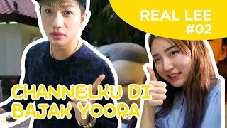 [Real Lee Diary #2]  Channelku di BAJAK Yoora! I Lee Jeong Hoon