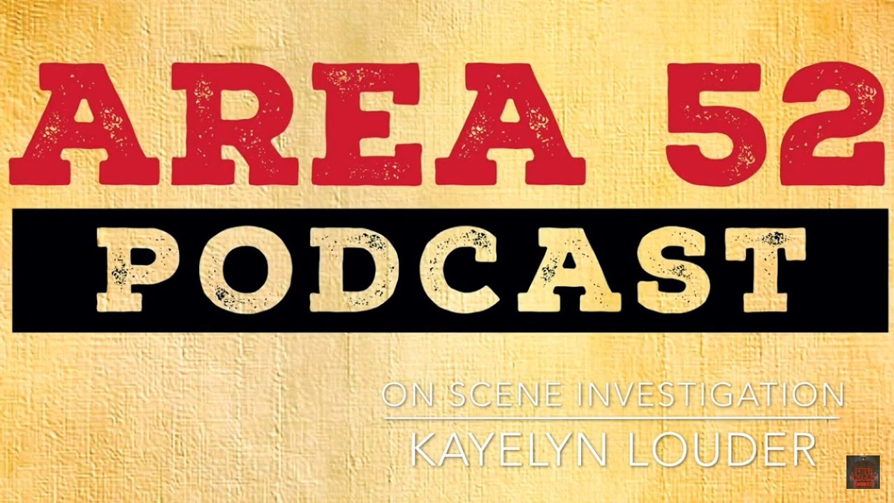 Area 52 Podcast presents