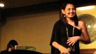 "YUMI KUTSUKAWA (Bossa Nova) - ""So Nice"" Live! @ Broadway Celebrity Lounge"