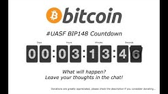 Bitcoin countdown until 1st of August - BIP148 activation, Segwit2x / Bitcoin fork