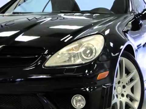 2005 Mercedes-Benz SLK-Class SLK55 AMG Convertible - Rolling Meadows, IL