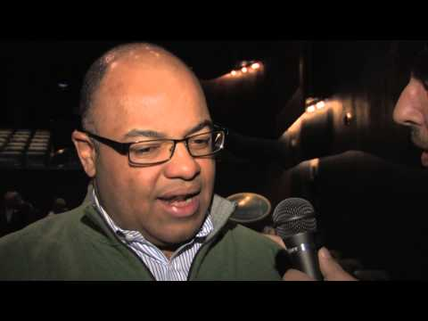 Mike Tirico at the 2012 Maxwell Awards