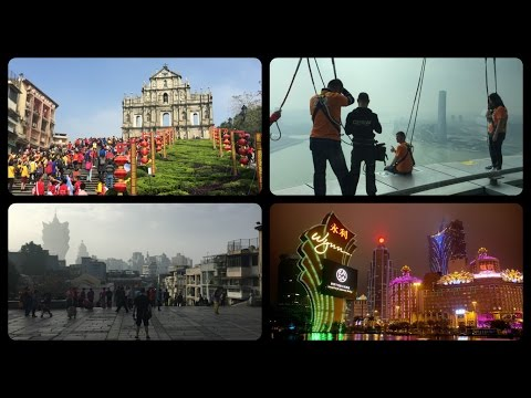 Hong Kong Vlog / Day 6 / A Day In Macau - The Ultimate Traveler's Guide To Macau