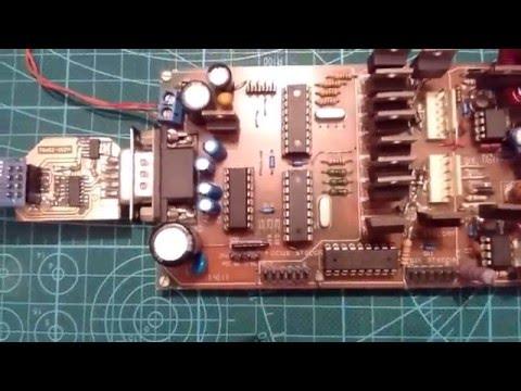 ESP8266 RS232 Adapter +PICGOTO++ ESP-LINK transparent bridge by masutowk
