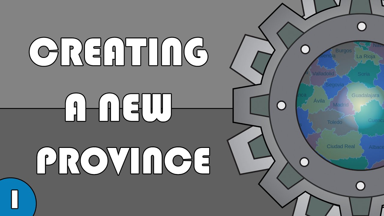 [HOI4 Modding] Creating a new province