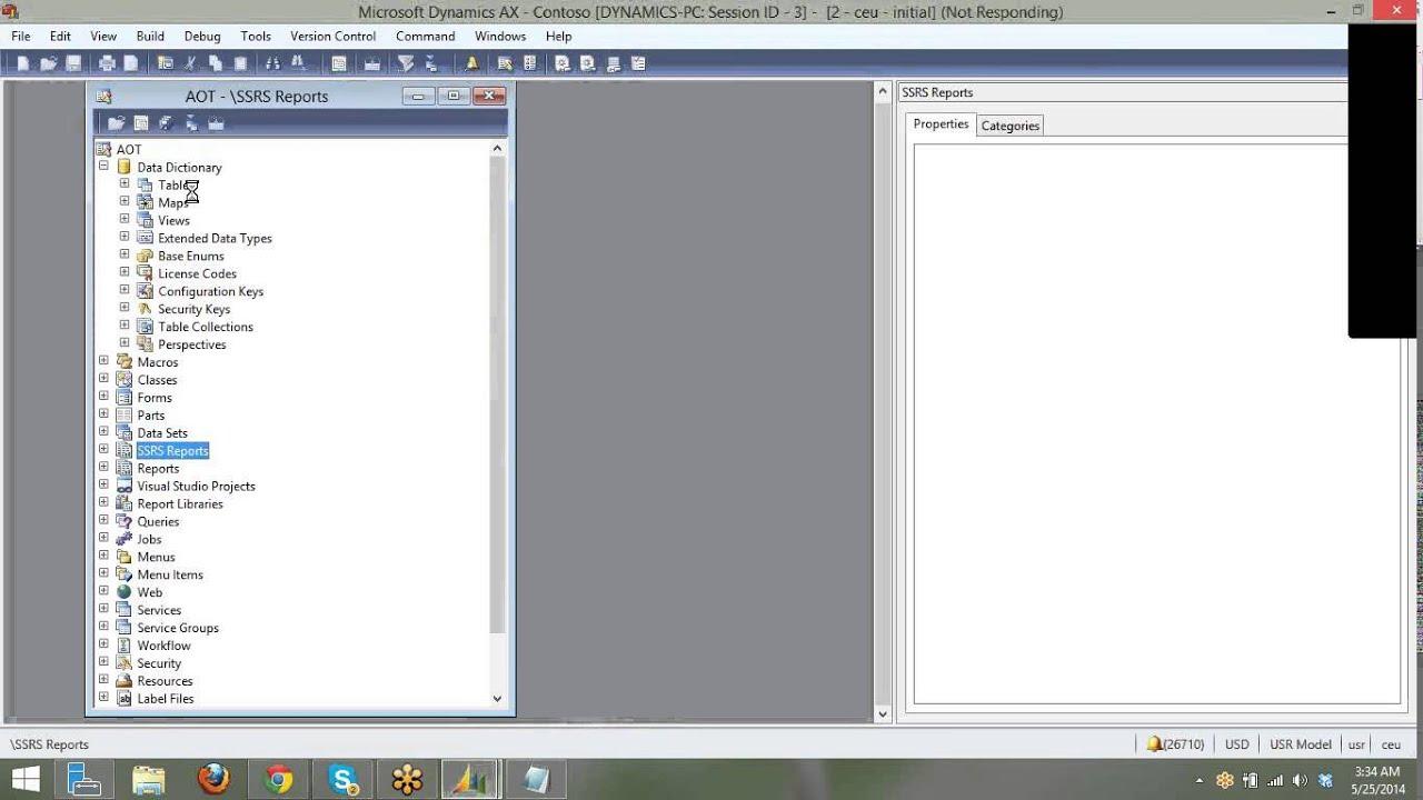 Microsoft Dynamics AX 2012 R3 Online Training ( +91-90 5566 5566 )