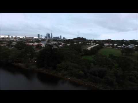 Banks Reserve, East Perth, West Australia, April 2016
