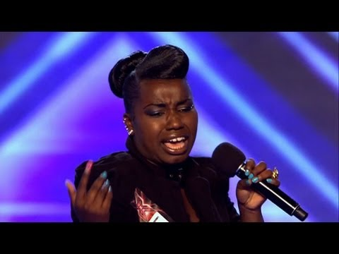 Misha Bryan's audition - The X Factor 2011 (Full Version)