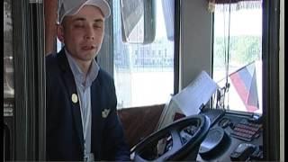 Мастер виртуозного вождения. В Челябинске выбрали лучшего водителя автобуса