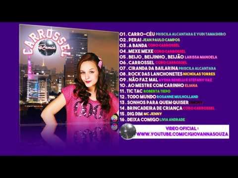 Carrossel (Remix) - CD Completo