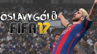 BEST GOAL CELEBRATIONS IN FIFA 17