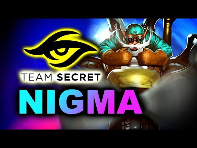 NIGMA vs SECRET - GRAND FINAL - BEYOND EPIC DOTA 2