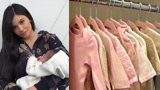 Baby Stormi's Wardrobe Will Make You JEALOUS: Kylie Jenner's Wedding Plans REVEALED!