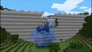 Repeat youtube video Minecraft : L'attaque du barrage !