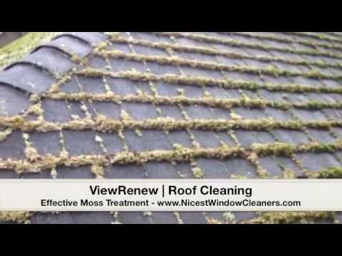 Roof Cleaning Portland, OR | Moss Treatment Portland, OR