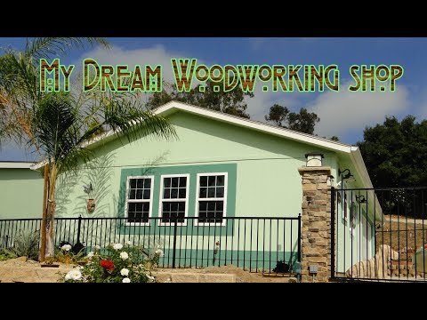 Dream Woodworking Shop Build