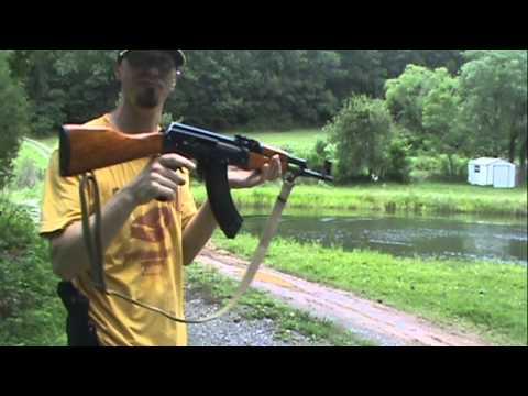 Norinco MAK 90 Bump Fire