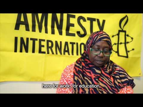 """Even though I have a green card, I am afraid."" | Muslim Ban Testimony"