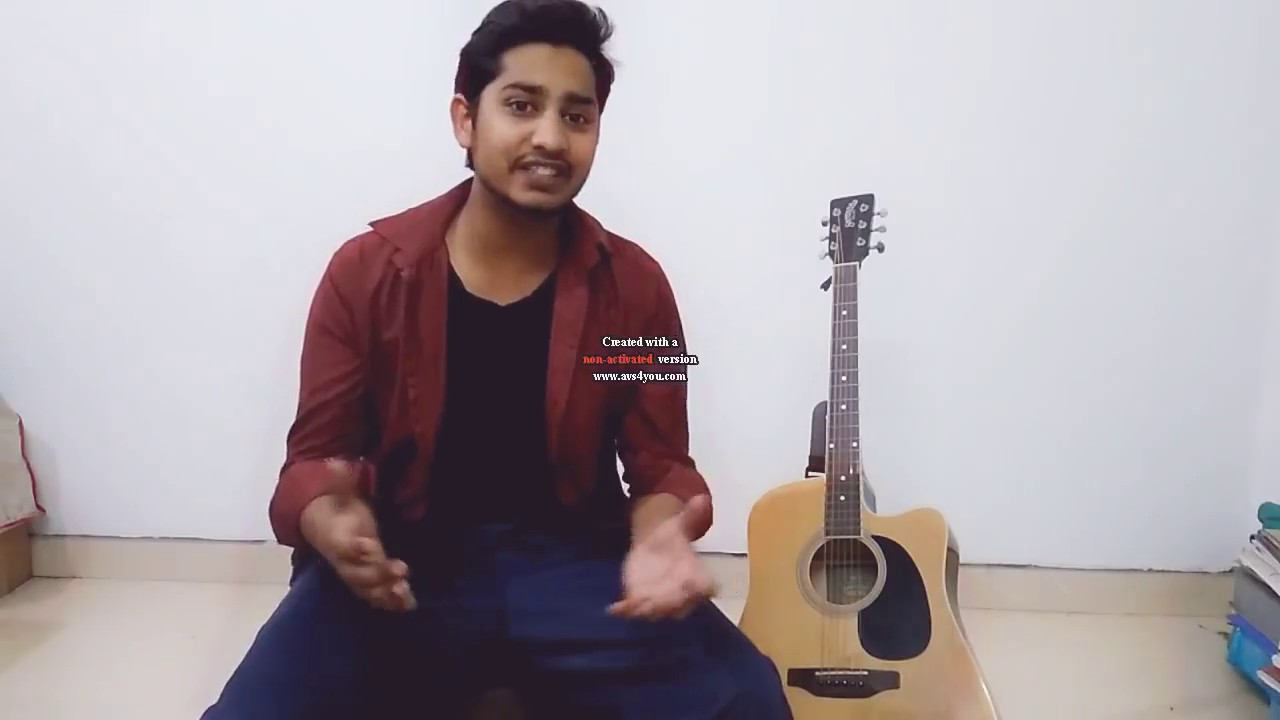 Tumse Hi Guitar Lesson From Jab We Met Easy Chords And Strumming
